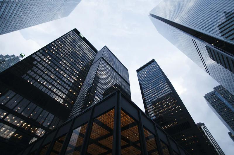 city buildings for doing deals